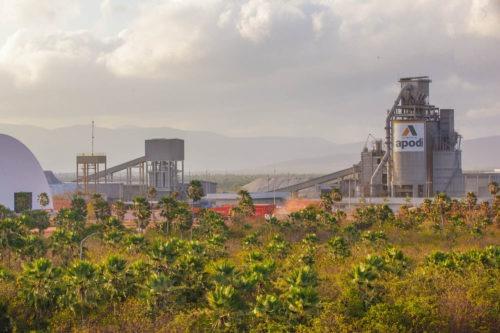 Βραζιλία - εργοστάσιο τσιμέντου Quixere