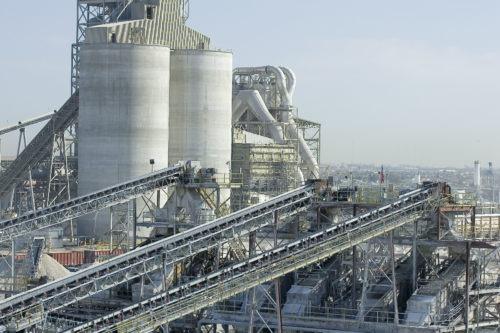 ΗΠΑ - εργοστάσιο τσιμέντου Pennsuco